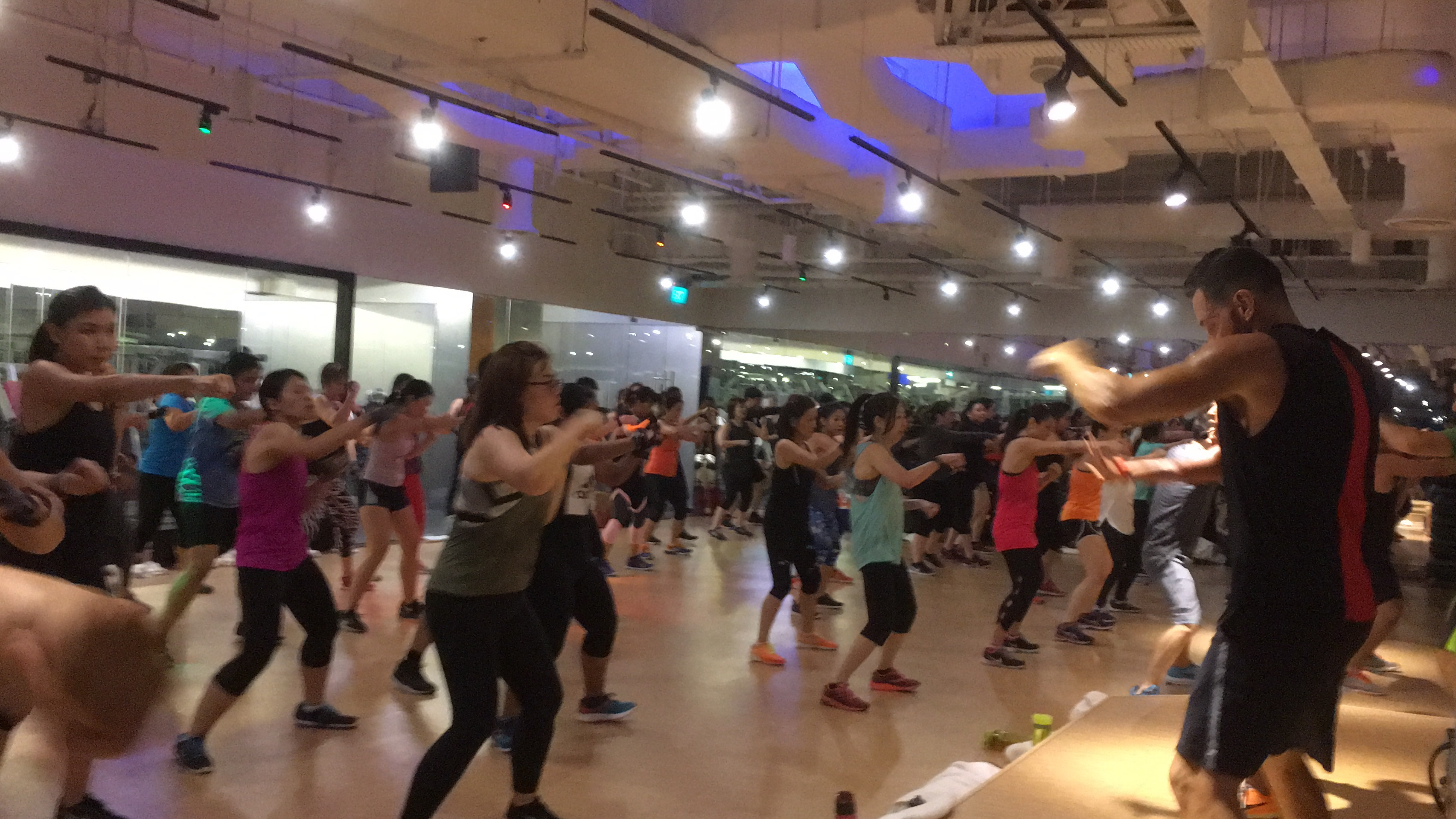 LES MILLSTM BODYCOMBATTM Is A Cardio Class That Mixes Different Types Of Martial Arts Such As Boxing Taekwondo Karate And Muay Thai