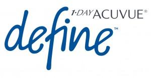 Acuvue define logo