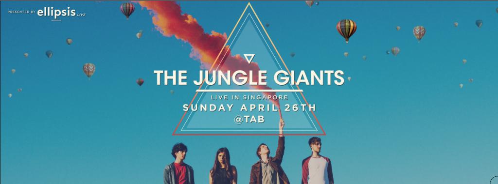 TJG Live in SG Banner