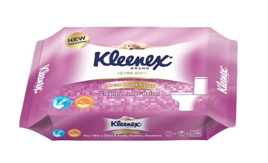 Kleenex Product Shot - 40s Pack