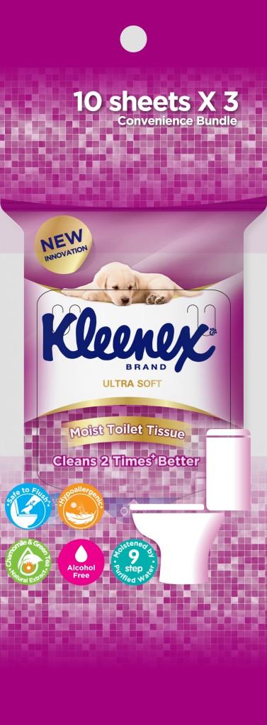 Kleenex Product Shot - Single Pack
