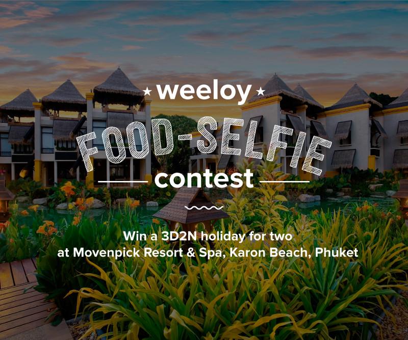 weeloy_foodselfie_contest