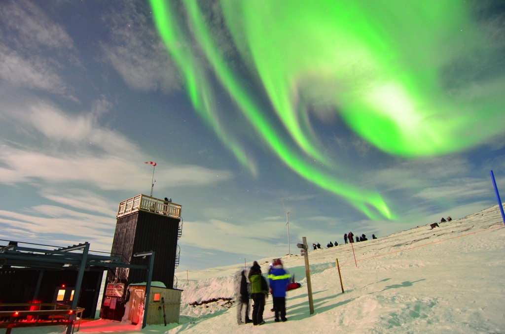 Aurora Sky Station-Chad Blakley-Lights Over Laplan